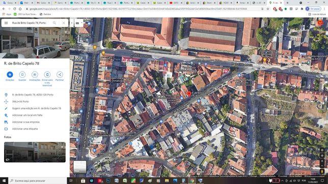 Arrenda T2 - Centro do Porto - Rua de Brito Capelo