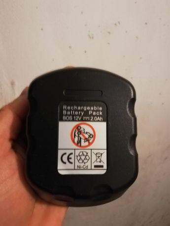 Akumulatory do wkrętarki 12v do regeneracji 3sztuki