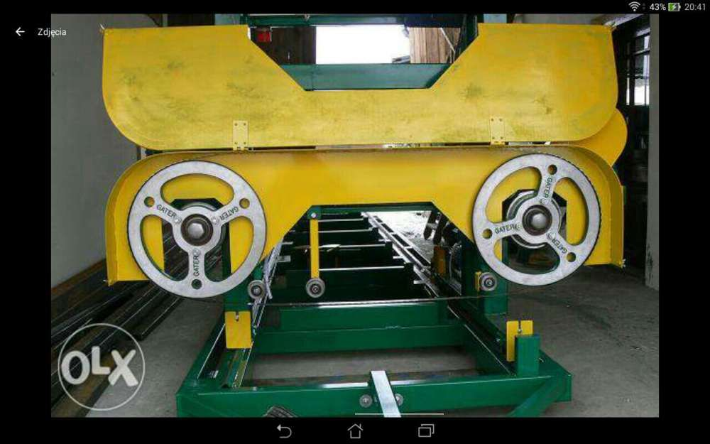 Remont trak , gatetr , wielopil