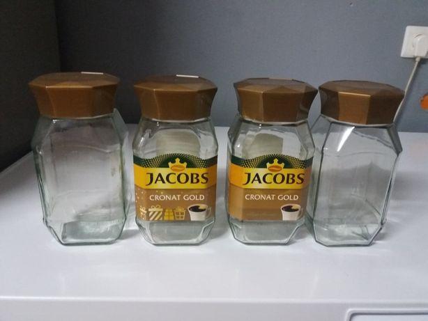 Sprzedam słoiki po kawie Jacobs