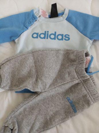 Fato treino Adidas 3/6 meses