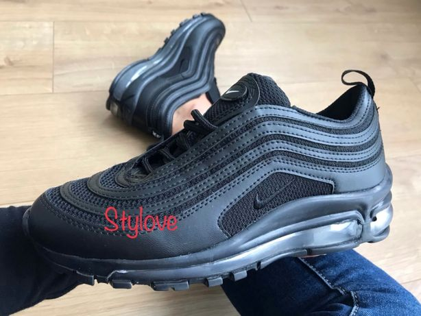 Nike Air Max 97 Rozmiar 41. Czarne . WYPRZEDAŻ!!!