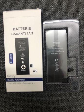 Bateria iPhone 6s Alta capacidade 2121mah