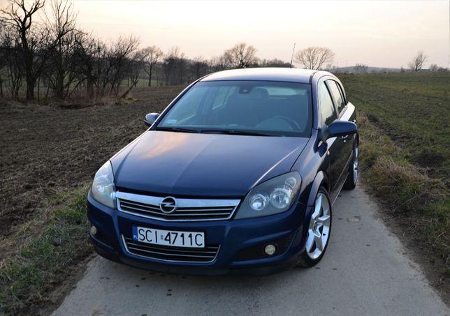 Opel Astra H 2.0 turbo 5 drzwi LPG