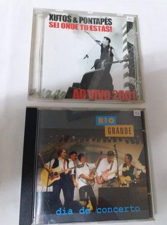 Música Portuguesa - Xutos e Pontapés - Rio Grande