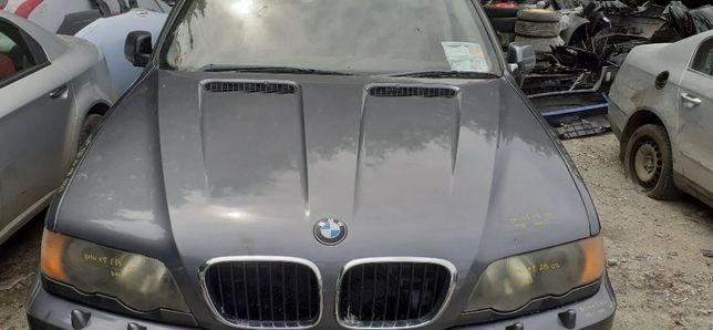 Maska Pokrywa Silnika BMW X5 E53 99r-03r 400/7