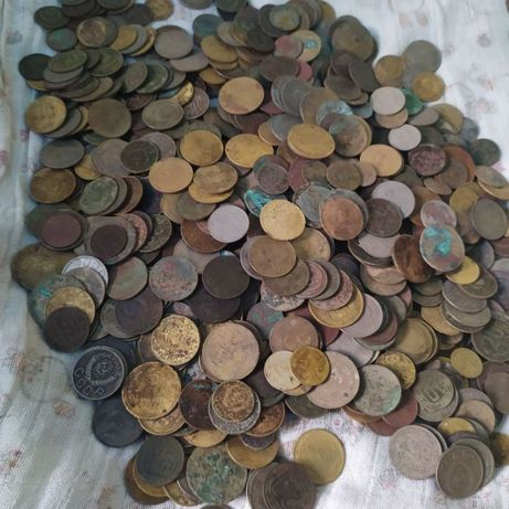 ссср монети 1030 штук штук года написани яки есть