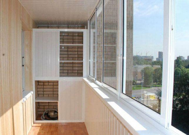 Балконы под ключ,французские  балконы,окна,двери