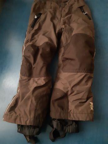 Ciepłe spodnie 116.
