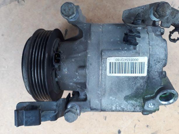Kompresor Klimatyzacji Fiat Panda 1.2 Benzyna 2013 rok