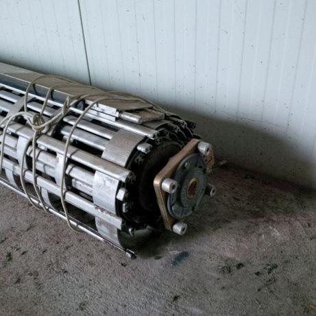 krata brama rolowana aluminiowa