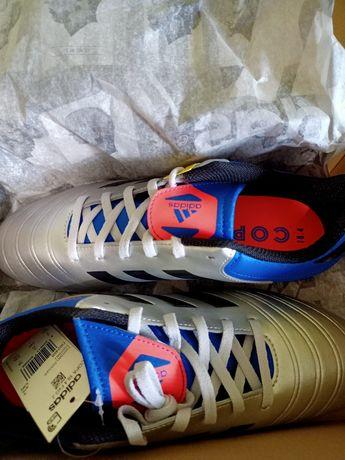 Футбольные бутсы adidas новые оригинал детские