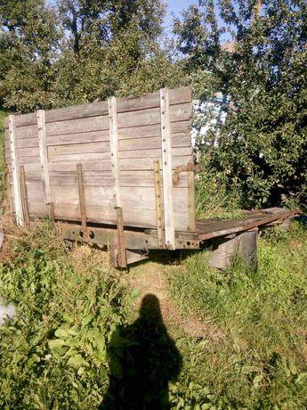 Кузов Зіл 130 дерев'яний