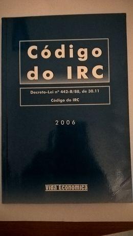 Código IRS e Código IRC