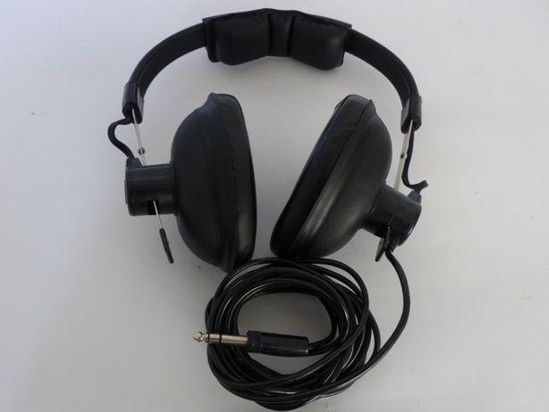 Stare słuchawki Unitra SN 60 | vintage audio PRL
