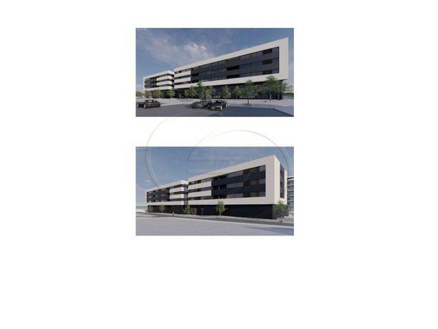 Apartamento T3 em construção Edifício Habitacional e Come...