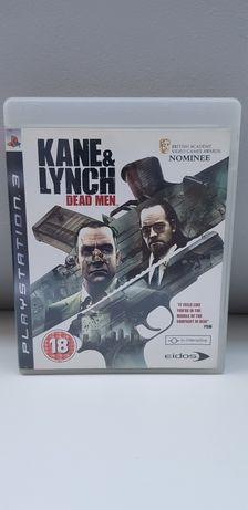 Kane & Lynch Dead Men na PS3