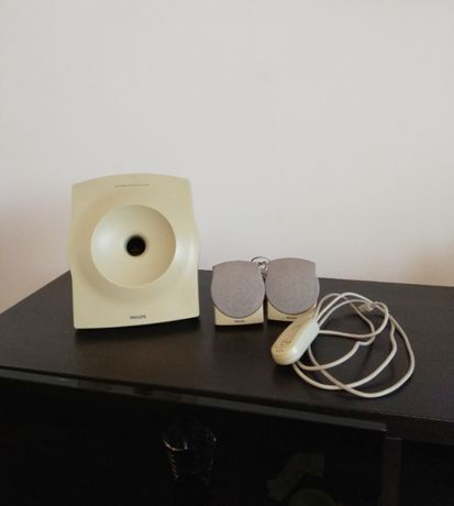 Subwoofer Philips multimedia speaker MMS203