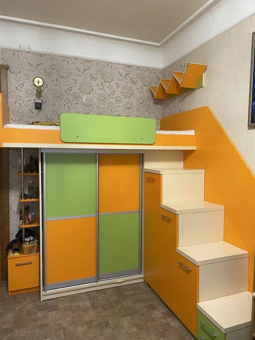 Детская мебель для 2-х детей Алексеевка - изображение 1