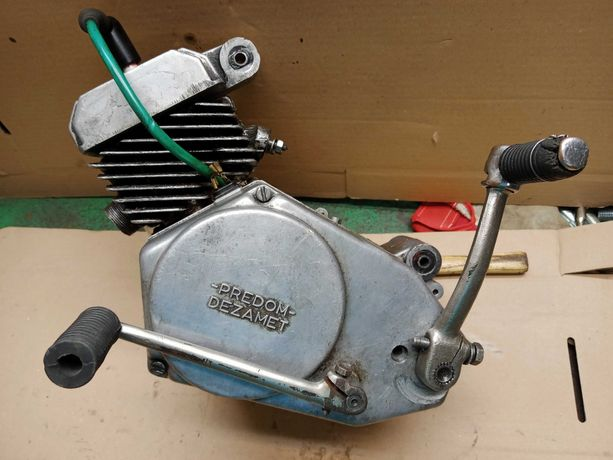 Silnik 023 komar, motorynka, kadet,romet