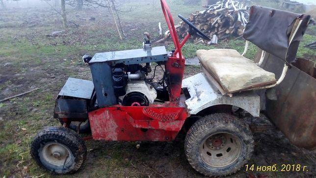 Продам міні трактора або обмін на машину