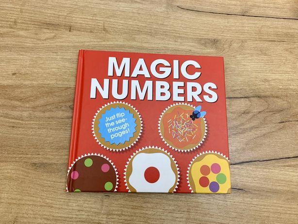 Детская книга на английском языке Magic Numbers Patrick George