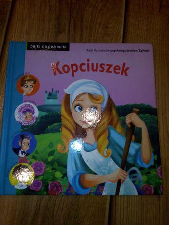 Książka Kopciuszek wychowanie przez czytanie