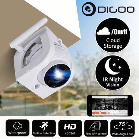 Cameras WIFI, Wireless , -720P- 1Mpx /1080P -2Mpx