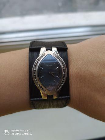 Часы Сапфир природный Bulova. Оригинал