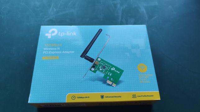 Karta sieciowa wifi pci-e