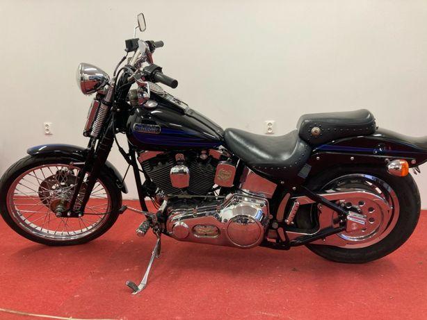 Harley-Davidson FXSTSB Springer Bad Boy Evo