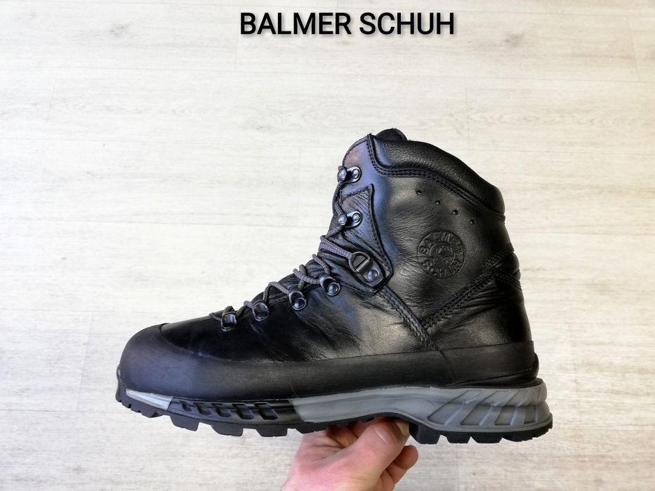 ОРИГІНАЛ Balmer Schuh Чоловічі черевики. 43 (27,5 см.) Шкіра. Оригінал Львов - изображение 1
