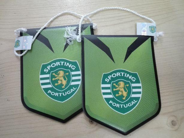 Galhardetes Sporting (conjunto)