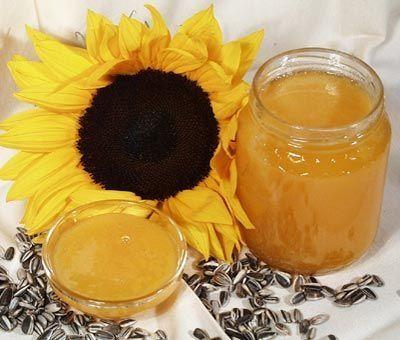 Мед с домашней  пасеки