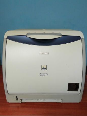 Кольоровий лазерний принтер Canon i-SENSYS LBP5000