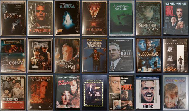 Filmes DVD 6 Euros cada