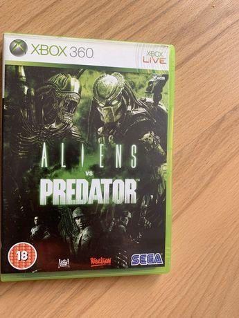 Gra xbox 360 Aliens Predator
