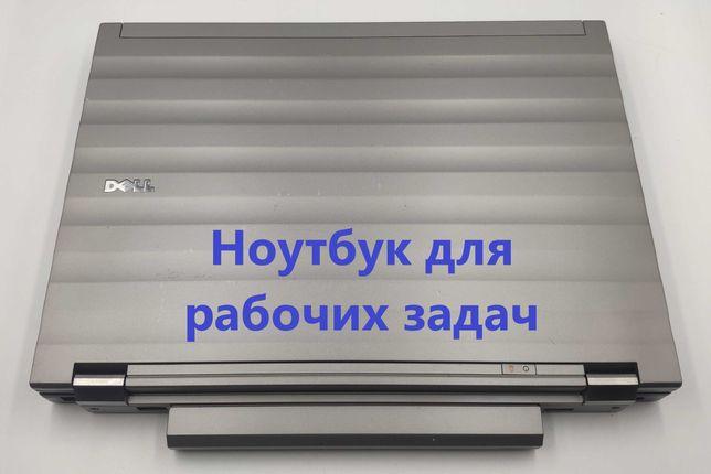 Ноутбук на Работу DELL M4400|4Gb ОЗУ/120Gb SSD/FX770m Video/Core 2 DUO