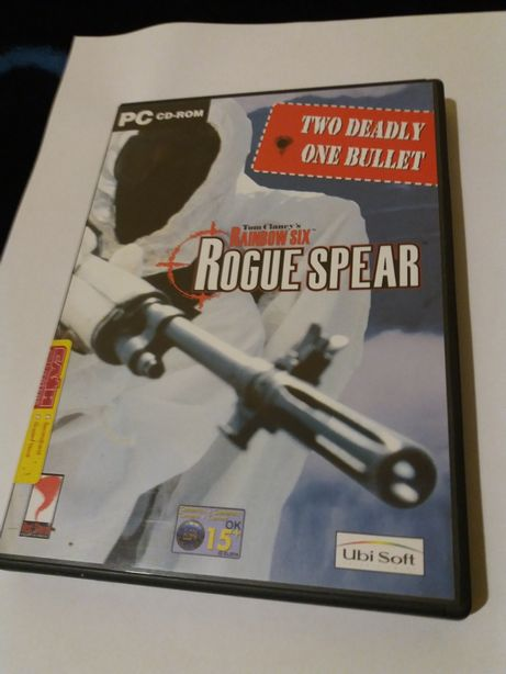 Gra PC Tom Clancy Rogue Spear