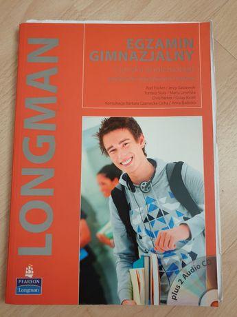 NOWY Longman podręcznik + repetytorium z angielskiego + odp. do testów