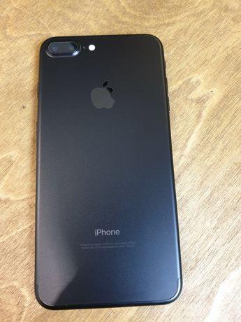 IPhone 7 Plus 128 Black neverlock Гарантия до 12 мес Идеал Оригинал