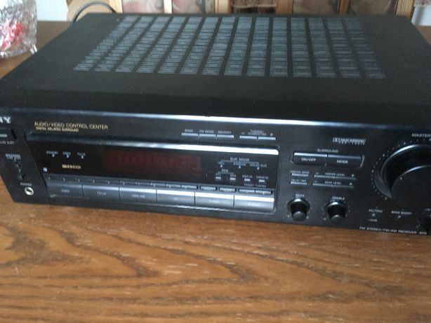 Sony Audio/Wideo Control
