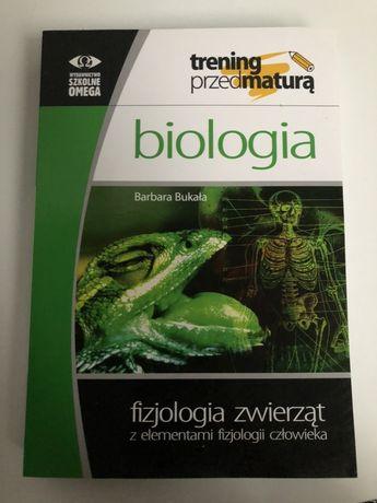 biologia Bukała Trening przed maturą fizjologia zwierząt Omega