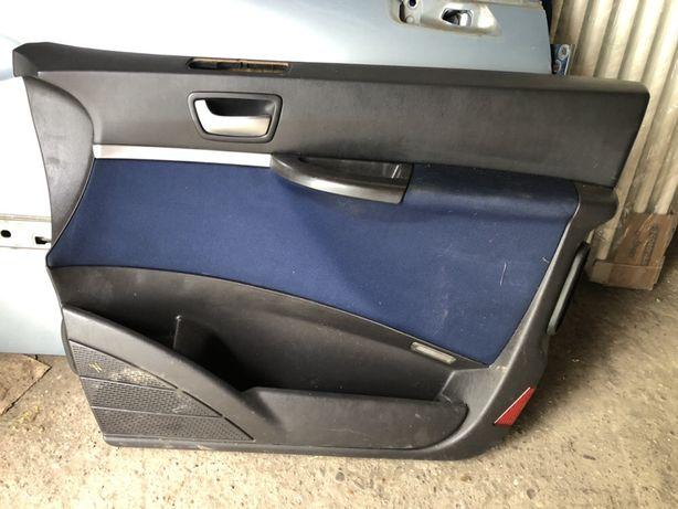 Карта дверна права Peugeot 807
