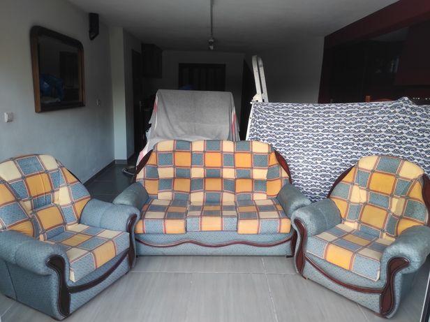 Conjunto de sofás (Último preço!! Para despachar)
