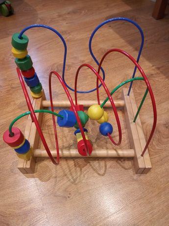 MULA Ikea - klocki na drutach