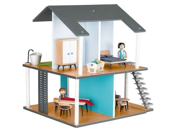 Кукольный домик от Playtive Junior.