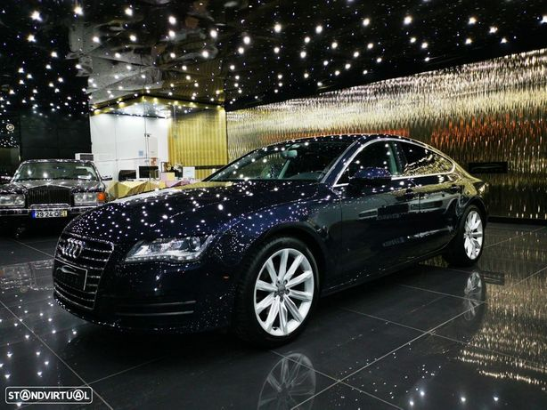 Audi A7 Sportback 3.0 Tdi V6 Nacional