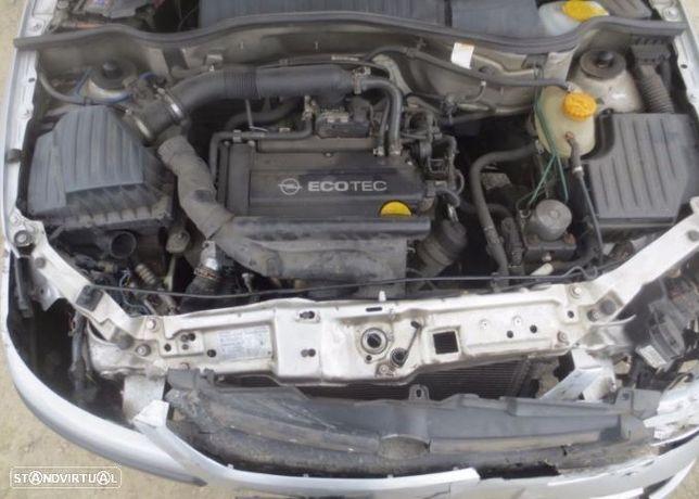 Motor Opel Agila A Combo Corsa C 1.2 12v Z12XEP Caixa de Velocidades Automatica - Motor de Arranque  - Alternador - compressor Arcondicionado - Bomba Direção