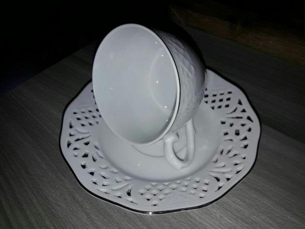 Zabytkowa filiżanka Bavaria Schumann Arzberg Germany Antyk Porcelana